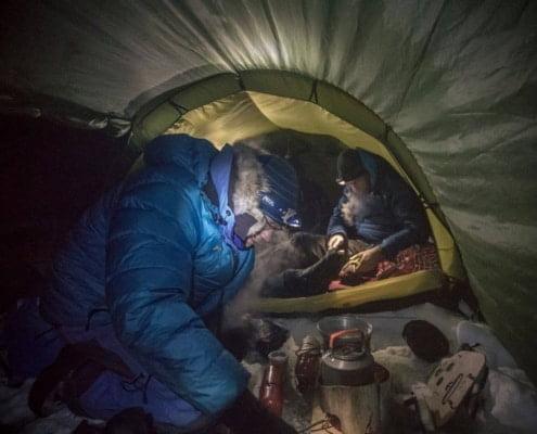 Kiruna 2019 02 SG 55 GROENLAND OVERSTEEK