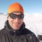 Remco Geerdink in Noorwegen