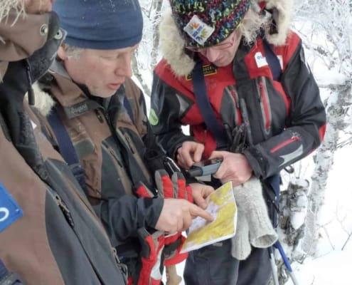 navigatie Toekomstige expeditie wensen