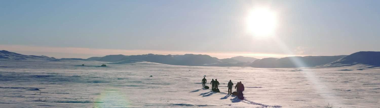 Heroes of Telemark Expeditie in Noorwegen