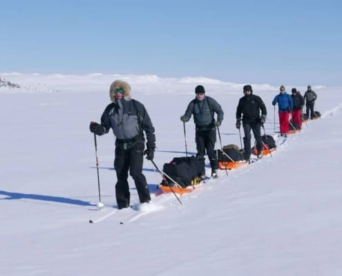 Heroes of Telemark Memorial Expedition