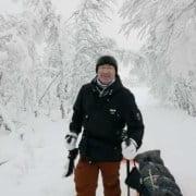 Barry op expeditie in Zweden