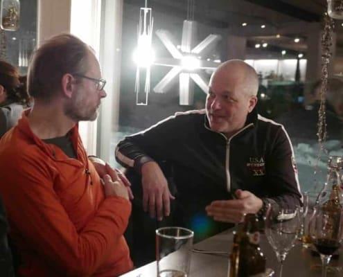 Johan Bosma in gesprek met Tim