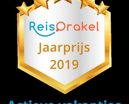 Reisorakel jaarprijs 2019 Beste Actieve Vakantie