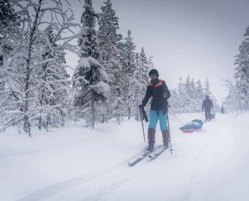Arctic Adventure 2020 093 Gonne Schuur