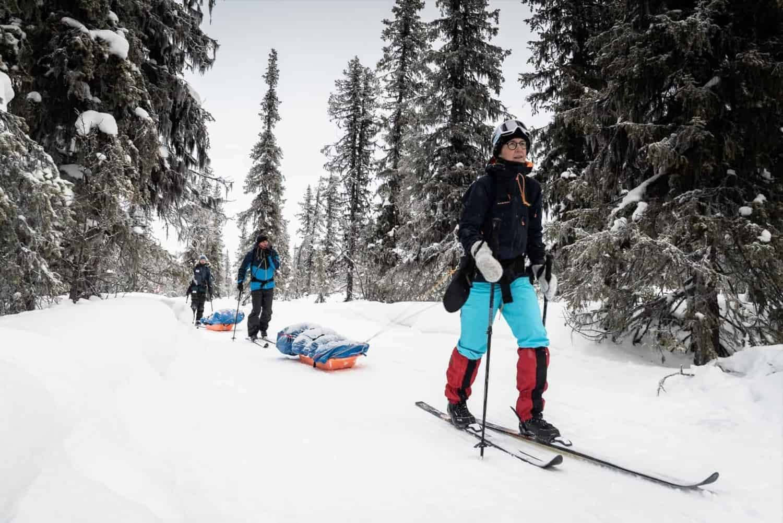 Arctic Adventure 2020 101 Gonne Schuur