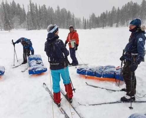 Arctic Adventure 2020 125 Gonne Schuur