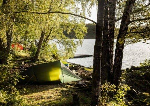 apeloga camping by the lake 6126 Last Minute Kano en wandeltocht in Zuid Zweden