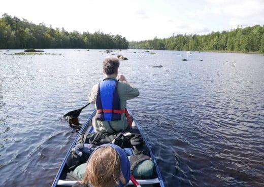 Kano Wandel Trekking Zuid Zweden 2020 09 001 Herfst Kano & Wandel trekking in Zuid Zweden