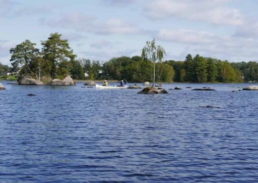 Kano Wandel Trekking Zuid Zweden 2020 09 002 Herfst Kano & Wandel trekking in Zuid Zweden