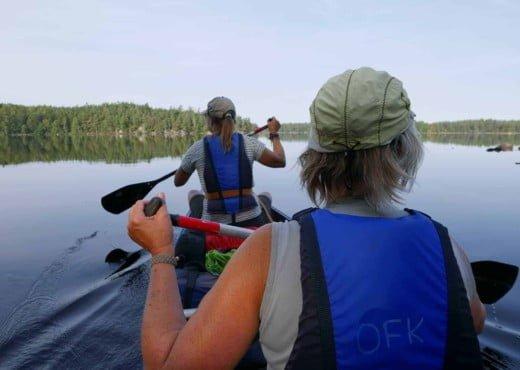 Kano Wandel Trekking Zuid Zweden 2020 09 012 Herfst Kano & Wandel trekking in Zuid Zweden