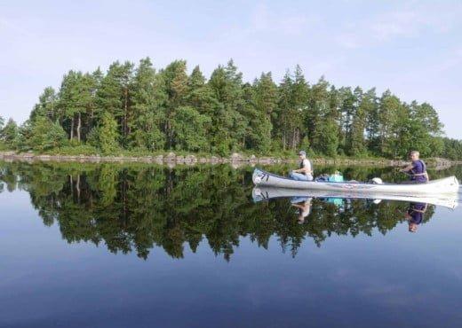 Kano Wandel Trekking Zuid Zweden 2020 09 014 Herfst Kano & Wandel trekking in Zuid Zweden