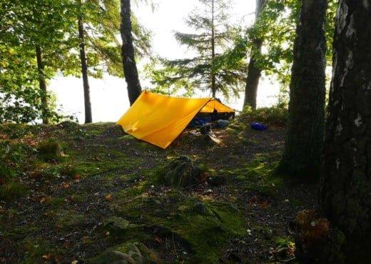 Kano Wandel Trekking Zuid Zweden 2020 09 017 Herfst Kano & Wandel trekking in Zuid Zweden