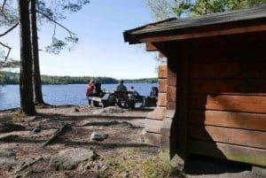 Kano Wandel Trekking Zuid Zweden 2020 09 030 Herfst Kano & Wandel trekking in Zuid Zweden