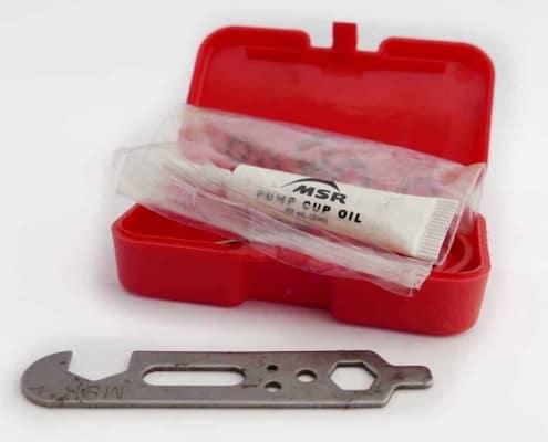 huur een MSR repair-onderhoudset