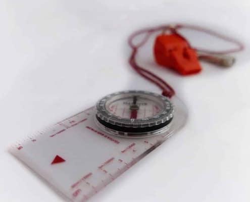 huur een Suunto - Kompas A-10NH