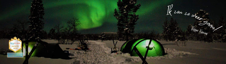 Banner voor productpaginas2 Arctic Adventure Expedities homepage