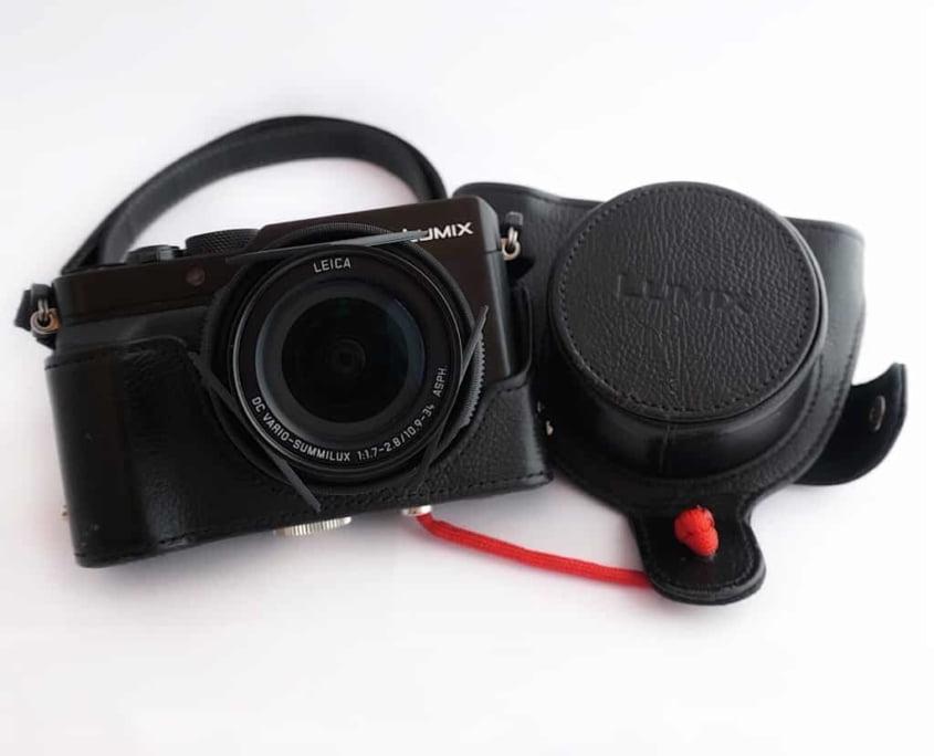Panasonic Lumix LX 100 camera