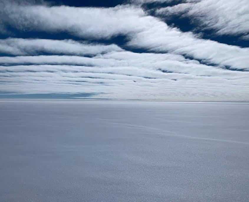 In Groenland is weinig om je op te focussen