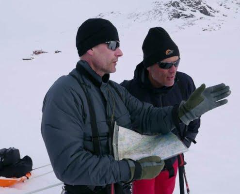 Navigeren in de winter 00002 2 Wat heb je nodig om te navigeren in de winter?